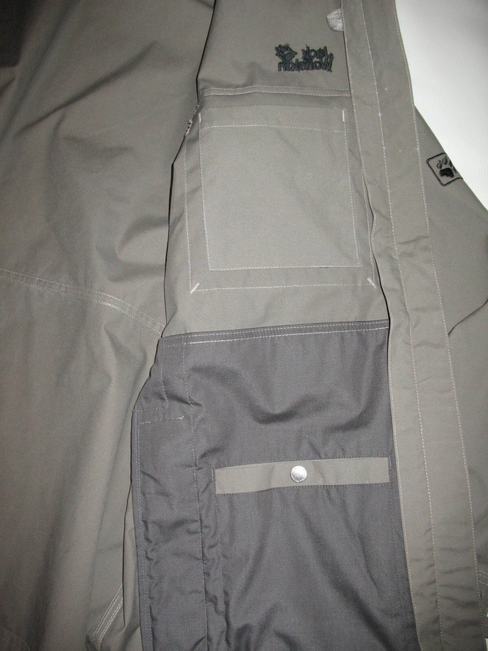 Куртка JACK WOLFSKIN atlas road jacket (размер 50-52/L-XL) - 8