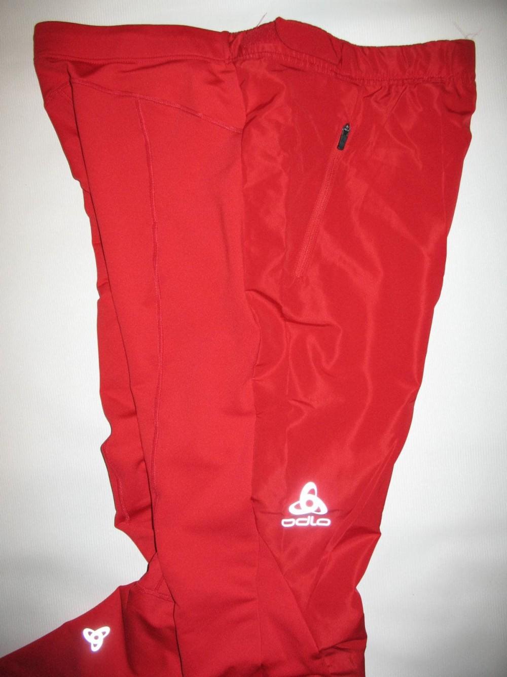 Штаны ODLO logic windproof pants (размер L) - 6