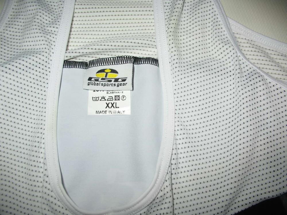 Велошорты GSG eurobike cycling bib shorts (размер XXL) - 5