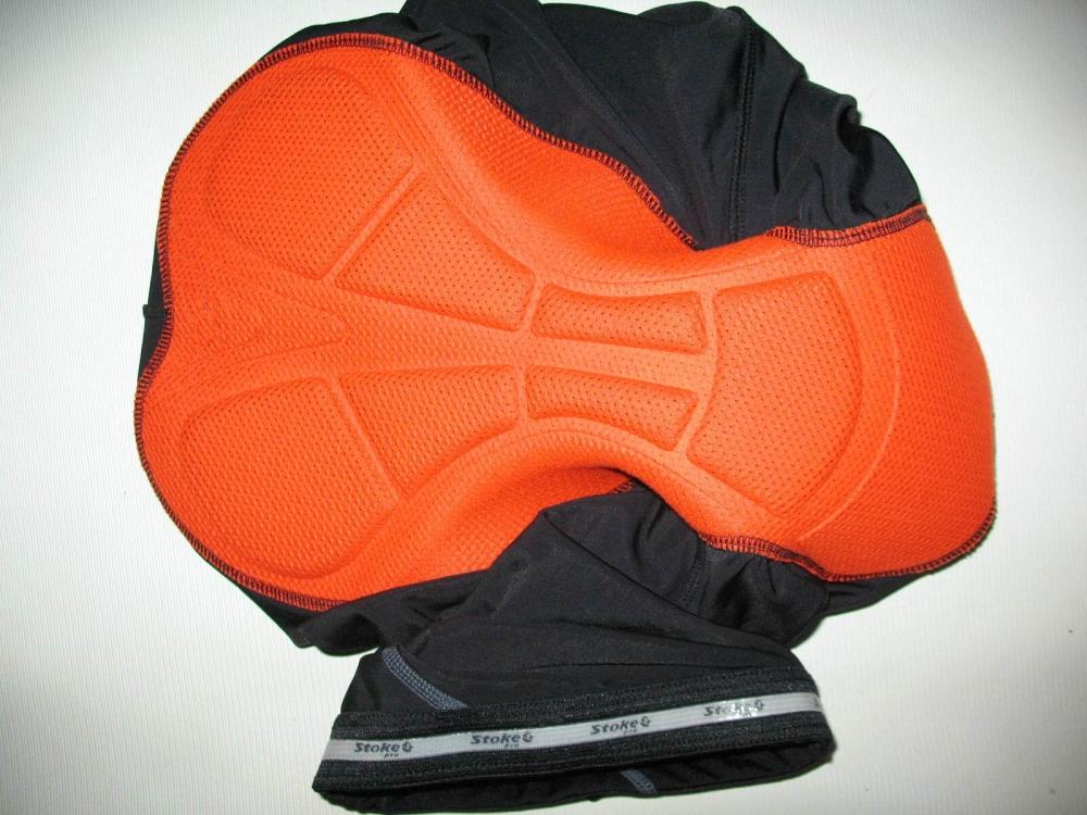Велошорты STOKE pro cycling shorts (размер M) - 3