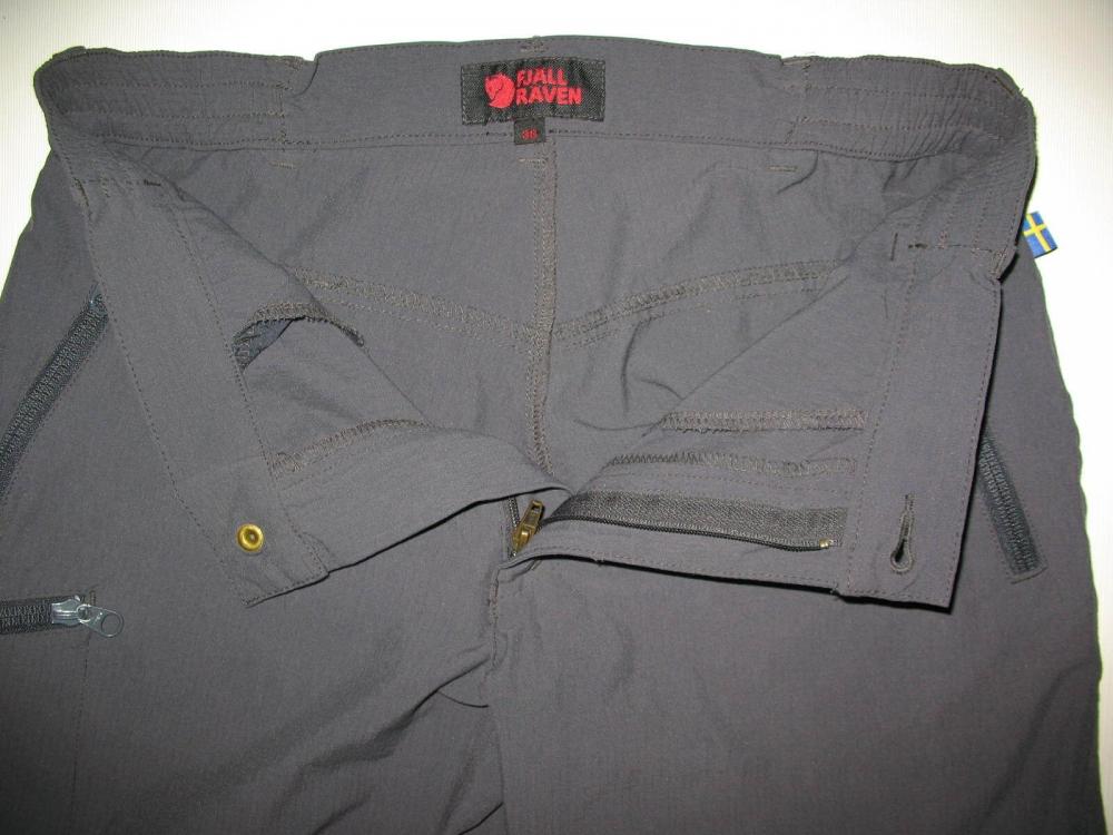 Штаны FJALLRAVEN 2in1 pants lady (размер 36/S) - 6