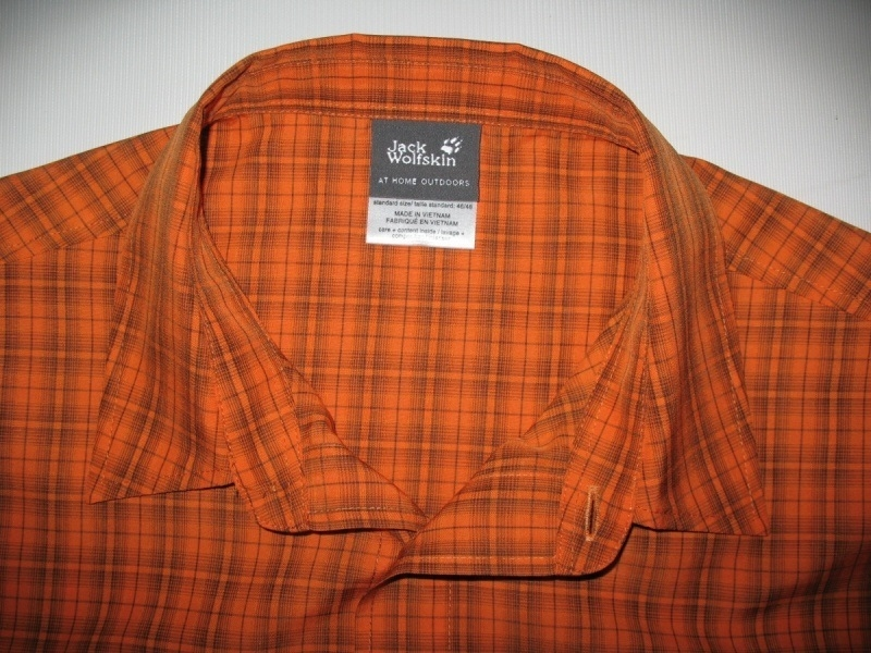 Рубашка JACK WOLFSKIN shirts (размер M/L) - 2