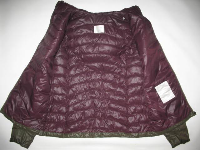 Куртка GAS cayenne down hooded jacket lady (размер 44/L) - 6