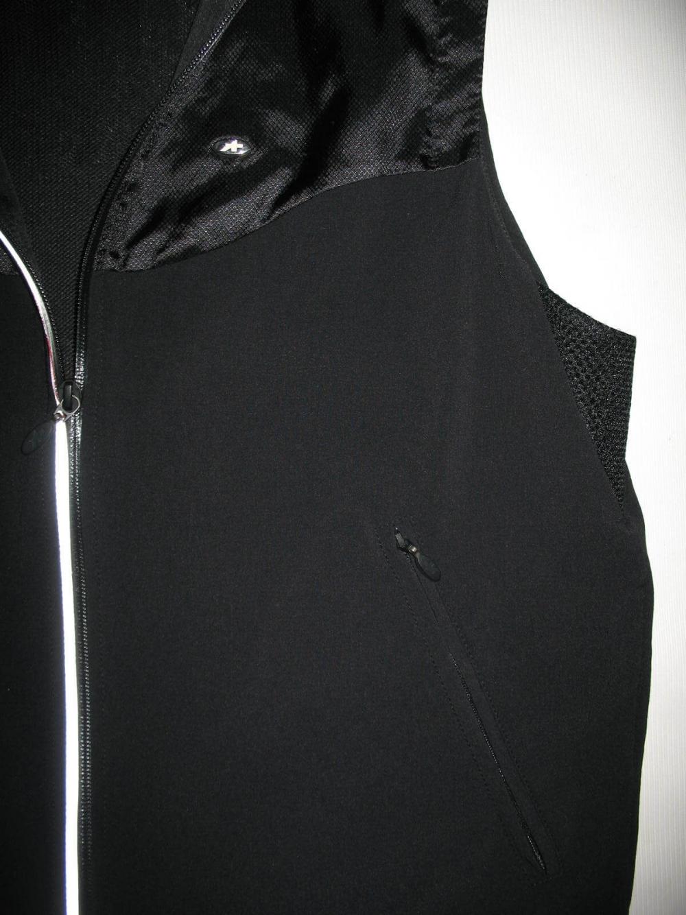 Жилет ASSOS bmc dopo bici DB8 insulator vest (размер M) - 6