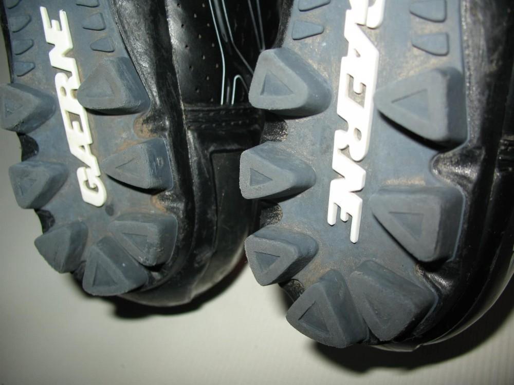 Велотуфли GAERNE mtb shoes (размер US9/UK8,5/EU43(на стопу 270 mm)) - 10