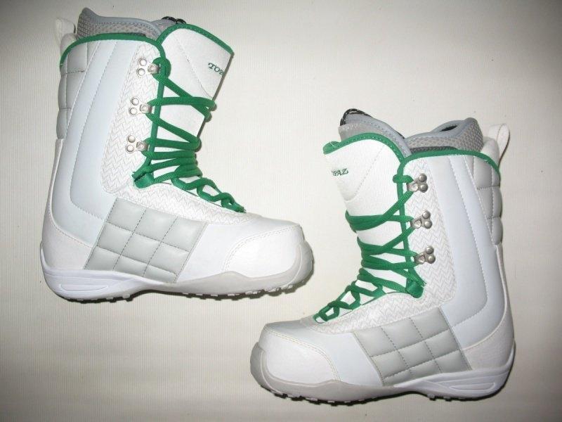 Ботинки  NORTHWAVE Topaz snowboard boots lady  (размер USl8/USм7/EU39(на стопу до 250mm)) - 5