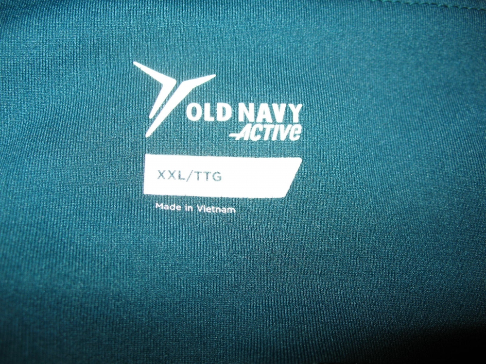 Шорты OLD NAVY high-rise go-dry compression capris lady (размер XXL) - 5