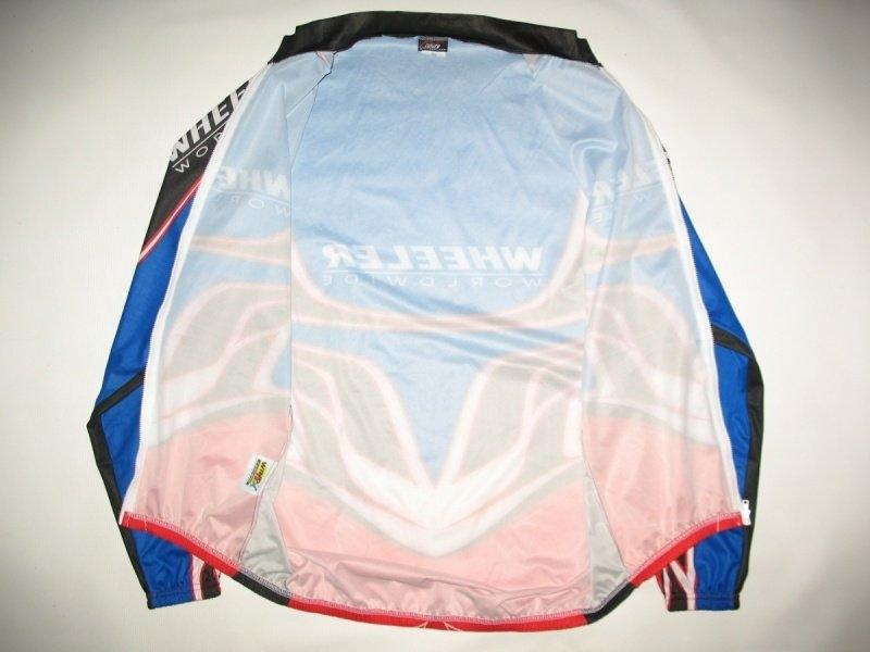 Велокуртка CUORE wheeler jacket (размер L/XL) - 3