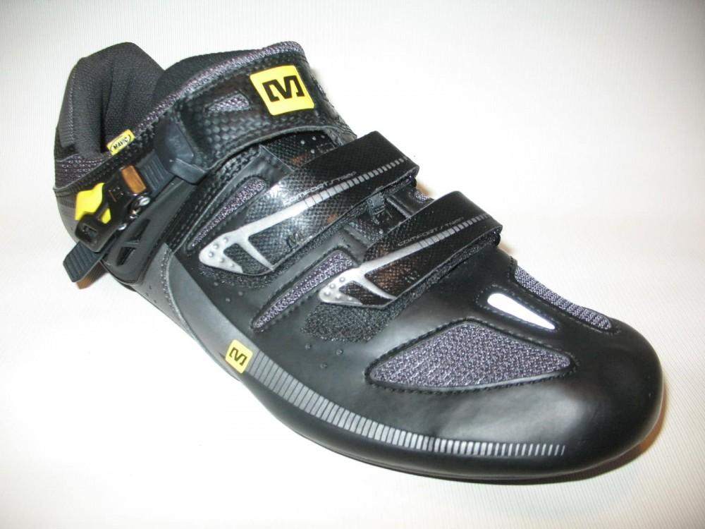 Велотуфли MAVIC avenir road cycling shoes (размер UK11/US11.5/EU46(на стопу до 295 mm)) - 4