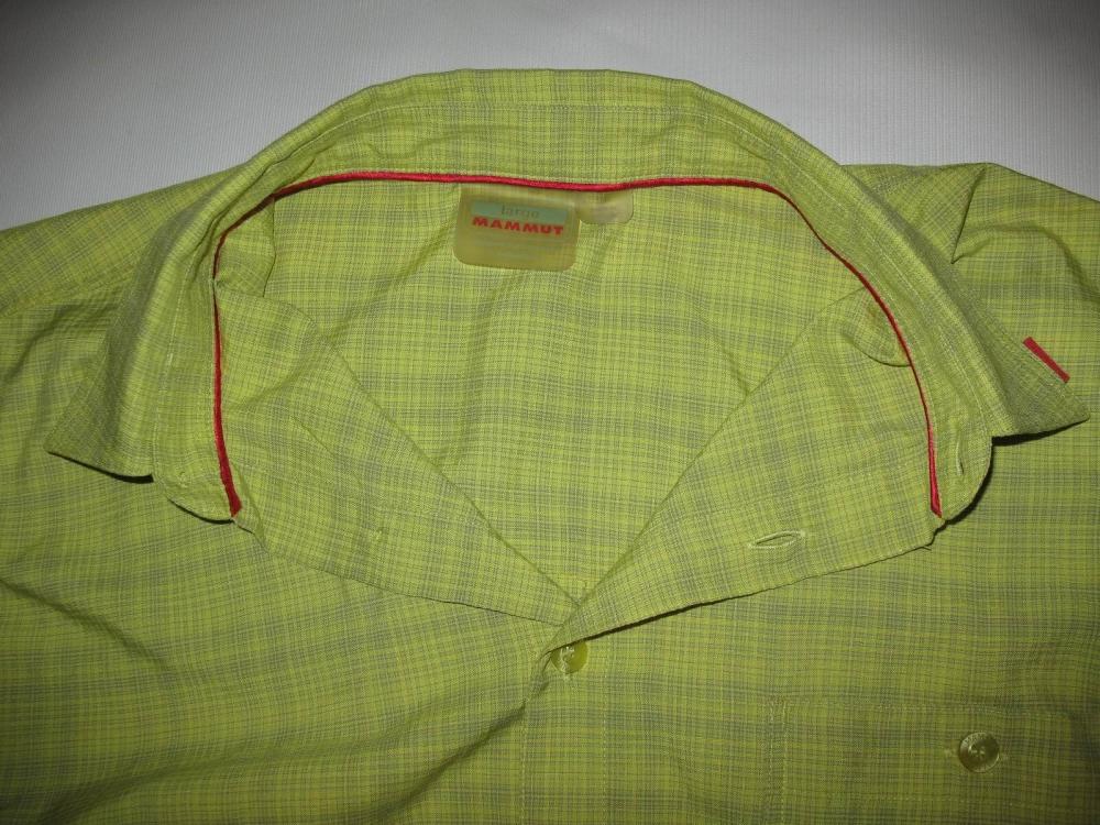 Рубашка MAMMUT belluno shirts (размер L) - 4