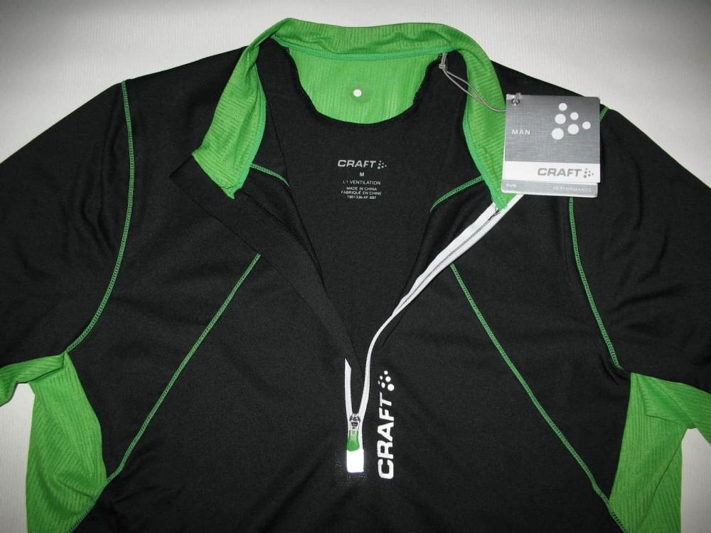 Веломайка CRAFT pr hybrid run jersey (размер M) - 3