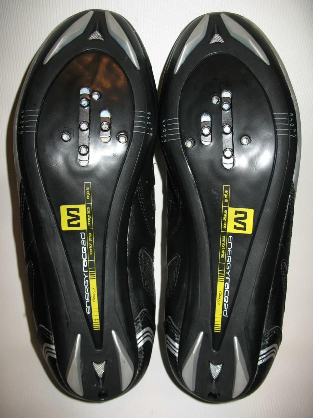 Велотуфли MAVIC peloton road shoes (размер US10/UK9,5/EU44(на стопу 280 mm)) - 6