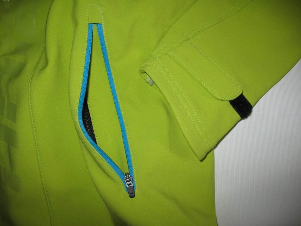 Куртка HAIBIKE softshell jacket (размер S/M) - 8