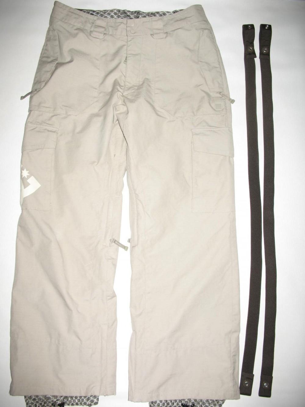 Штаны DC banshee-r snowboard pants (размер L) - 1