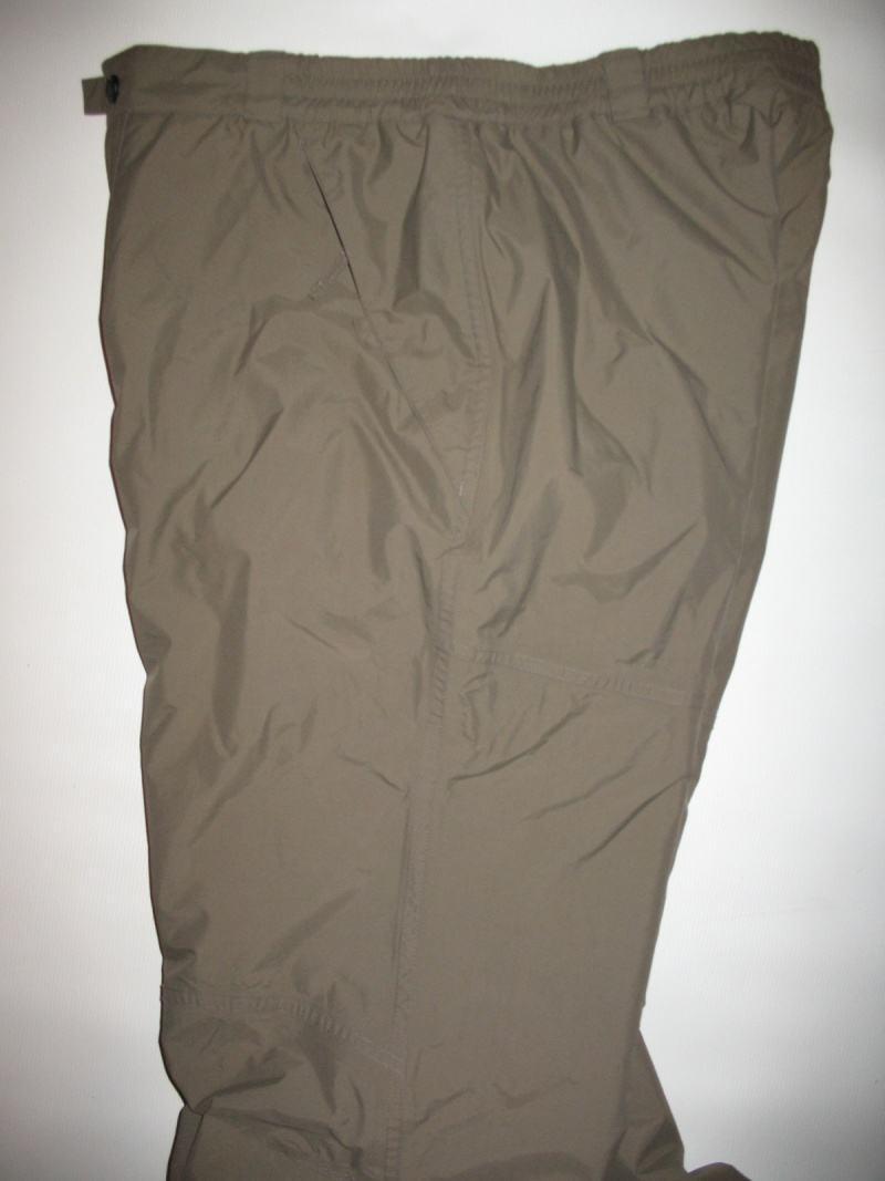 Штаны  SALEWA  weatherproof pant  (размер 50-L) - 8