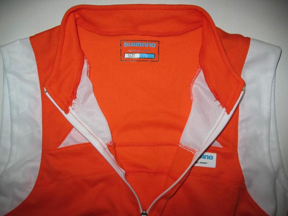 Веломайка SHIMANO s.l.s. jersey lady (размер L/M) - 3