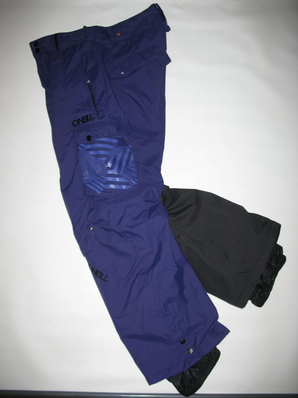 Штаны O'NEILL 10/10 snowboard pants (размер S) - 2