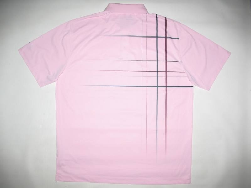 Футболка NIKE jetstream plaid polo (размер L/XL) - 2