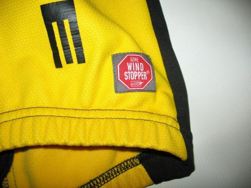 Велокуртка AESSE windstopper bike jacket (размер L/M) - 7