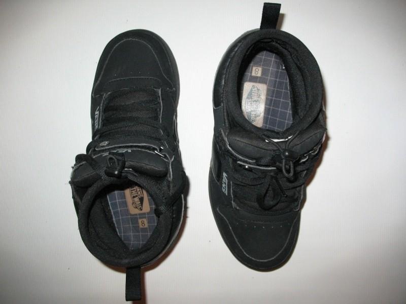 Ботинки VANS skate  (размер US 8/UK7/EU40, 5(260mm)) - 4