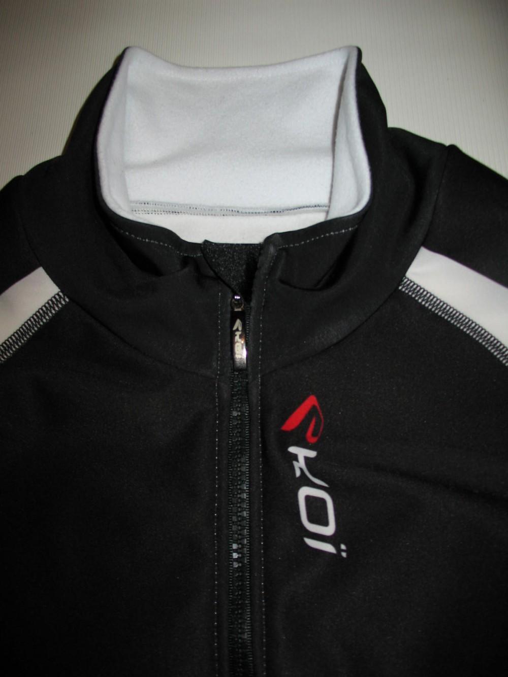 Велокуртка EKOI perfolinea cycling jacket (размер L) - 2