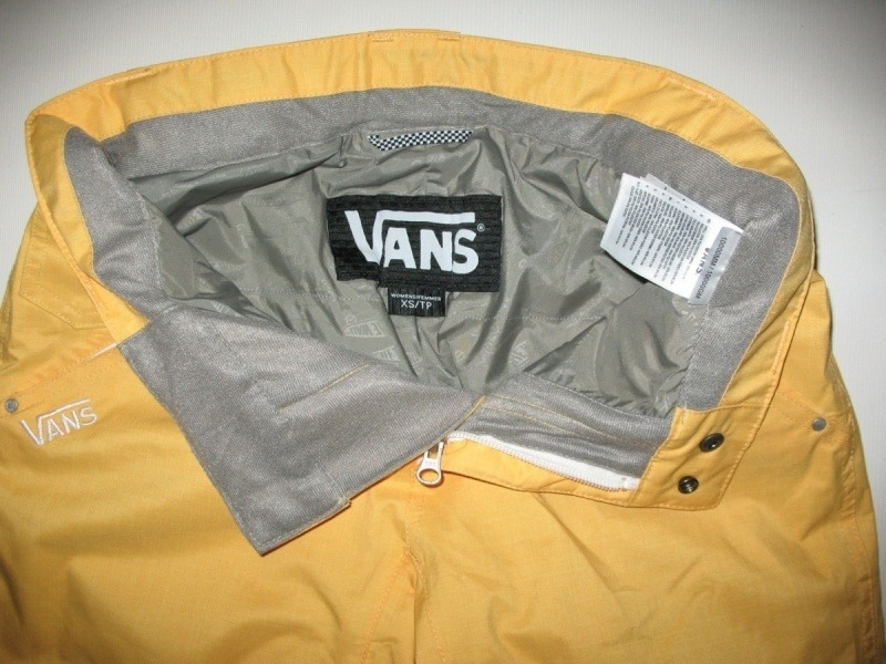 Штаны VANS 10/10 pants lady  (размер XS) - 4