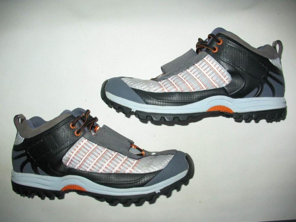 Велотуфли PEARL IZUMI X-Alp mid enduro shoes (размер UK9/US11/EU44(на стопу 280 mm)) - 2