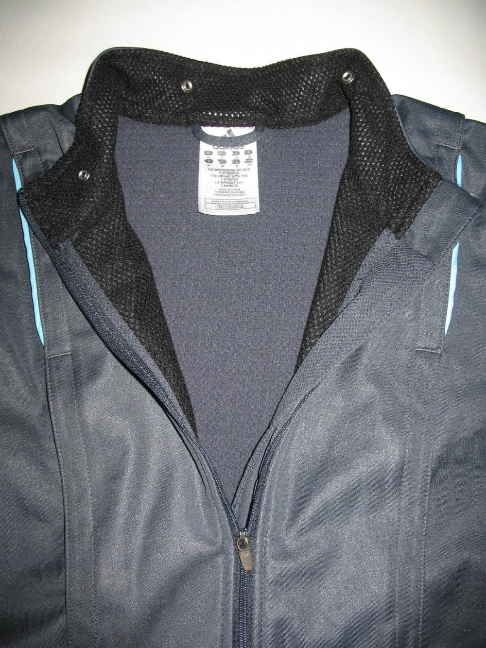 Куртка ADIDAS climaproof windstopper jacket lady (размер М) - 7