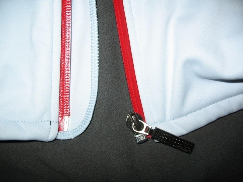 Куртка DESCENTE swissski team softshell W (размер 48/M) - 5
