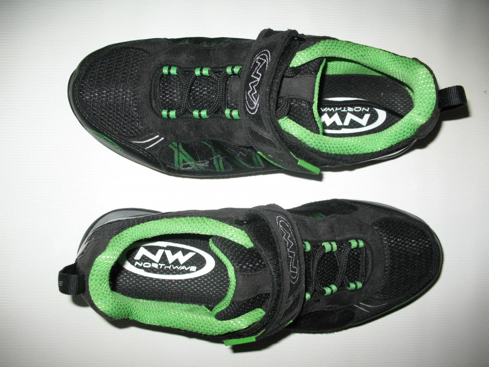 Велотуфли NORTHWAVE mission bike shoes (размер US9,5/UK8,5/EU42(на стопу до 270 mm)) - 5