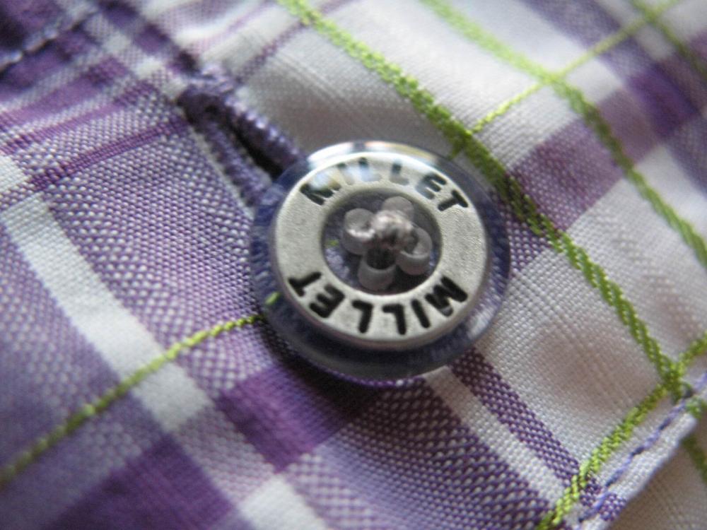 Рубашка MILLET mojay drynamic ss shirt (размер M) - 6