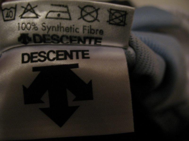 Футболка DESCENTE biketex  (размер XL) - 5