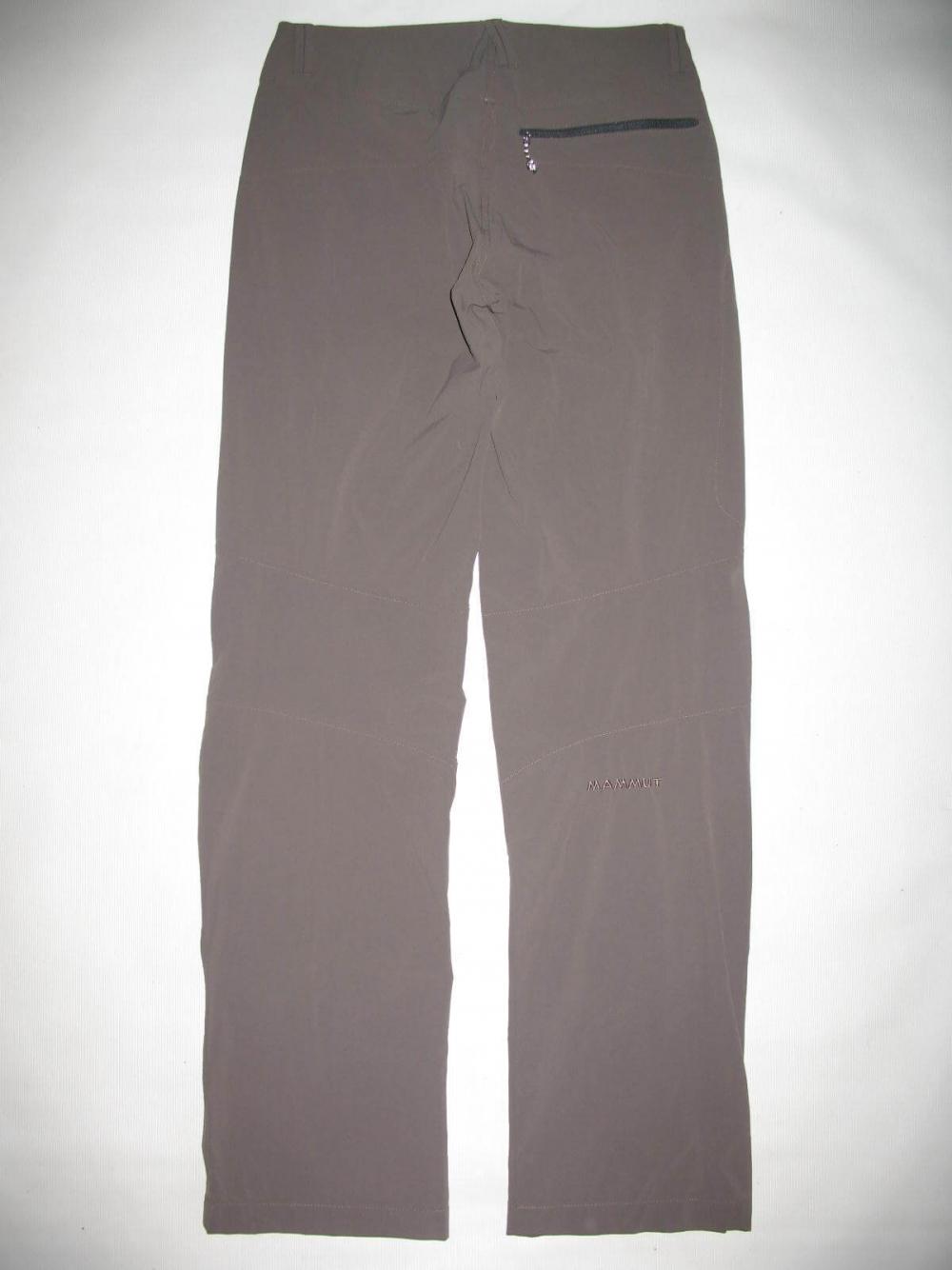 Штаны MAMMUT runje pants lady (размер S/M) - 3