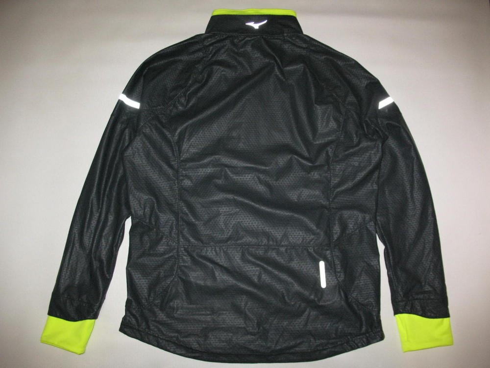 Куртка MIZUNO static BT softshell jacket (размер M) - 3