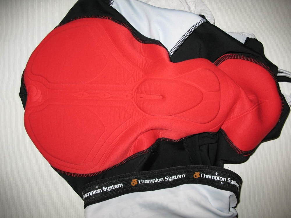 Велошорты CHAMPION SYSTEM bib cycling shorts (размер L) - 3