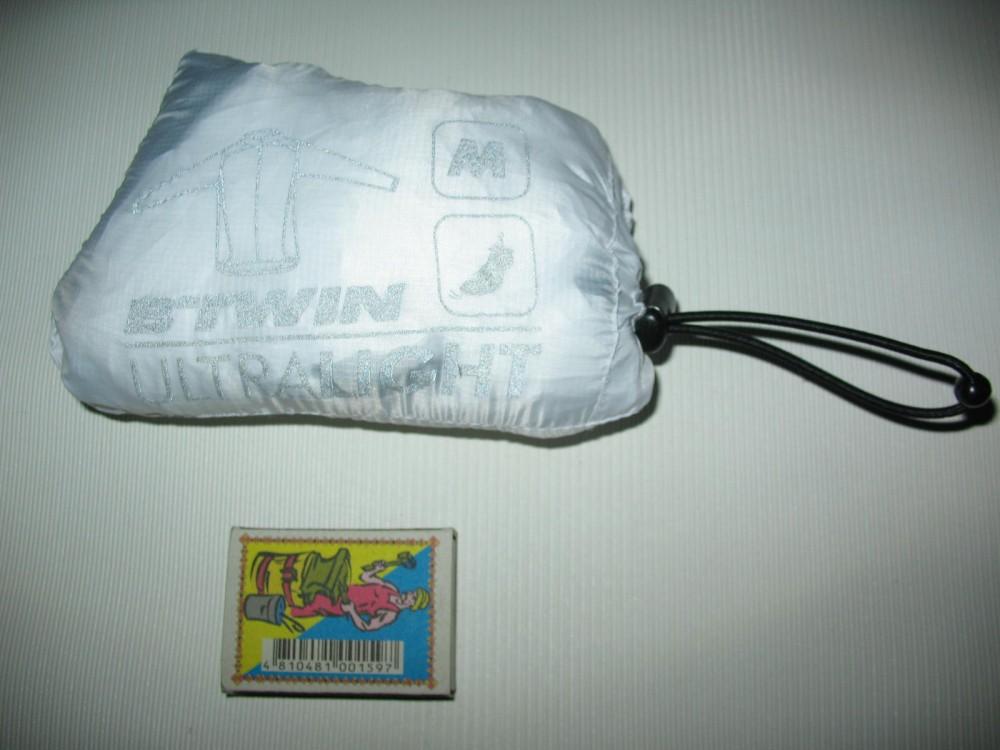 Куртка BTWIN 700 ultralight wind jacket (размер 48-M) - 7