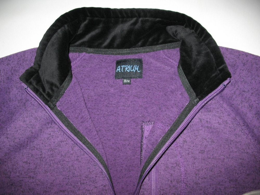 Кофта ATRIUM fleece jacket lady (размер L) - 3