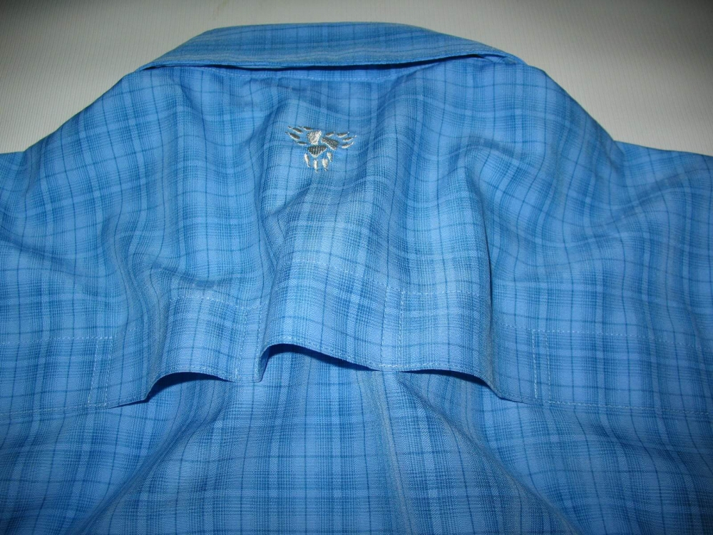 Рубашка JACK WOLFSKIN outdoor shirt lady (размер M/L) - 3