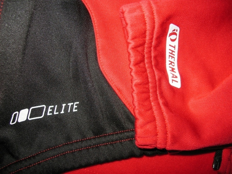 Кофта PEARL IZUMI Elite Thermal LS Jersey  (размер L) - 10