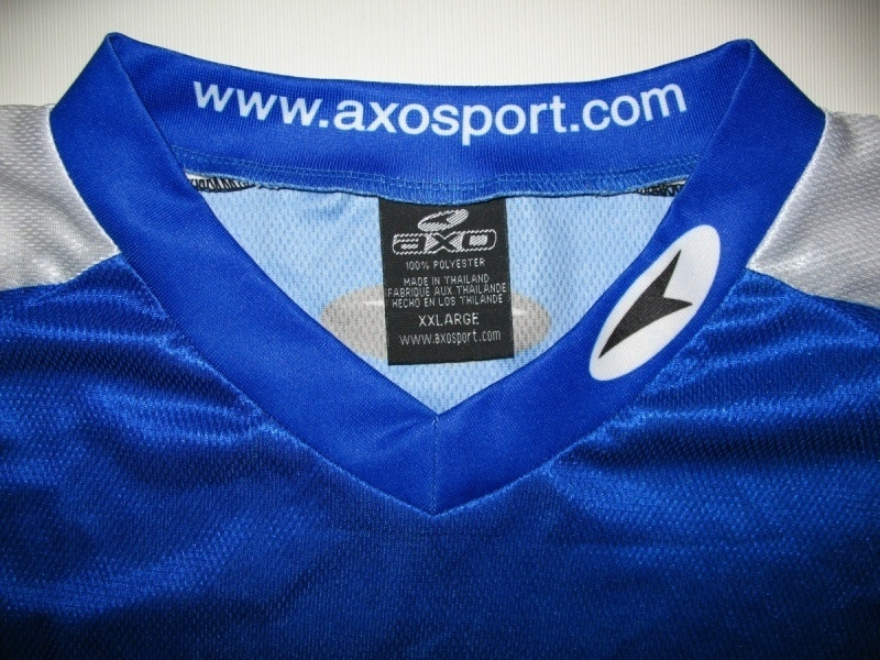 Футболка AXO jersey  (размер XXL) - 2