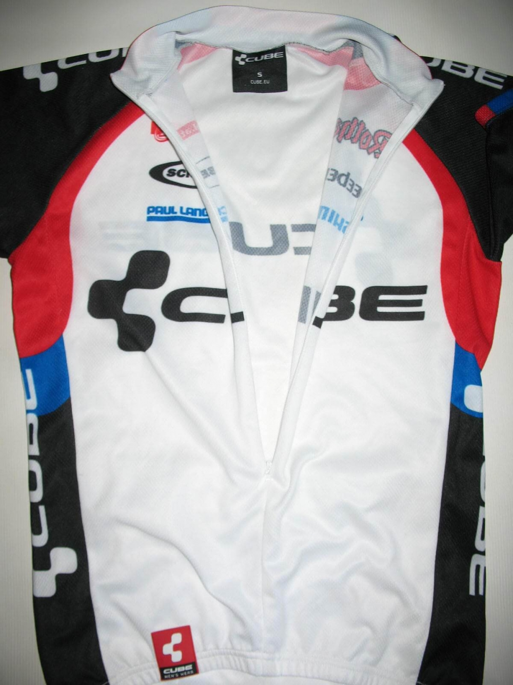 Веломайка CUBE cycling jersey (размер S/XS) - 2