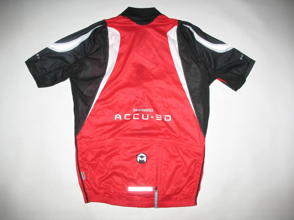 Веломайка SHIMANO accu-3D jersey (размер L) - 1