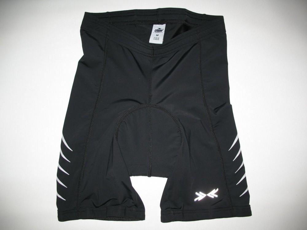 Велошорты CRANE cycling shorts (размер 48-50/M) - 1