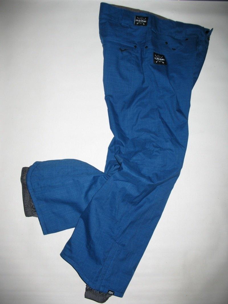 Штаны DAKINE Miner deep blue ski/snowboard pants (размер L) - 7