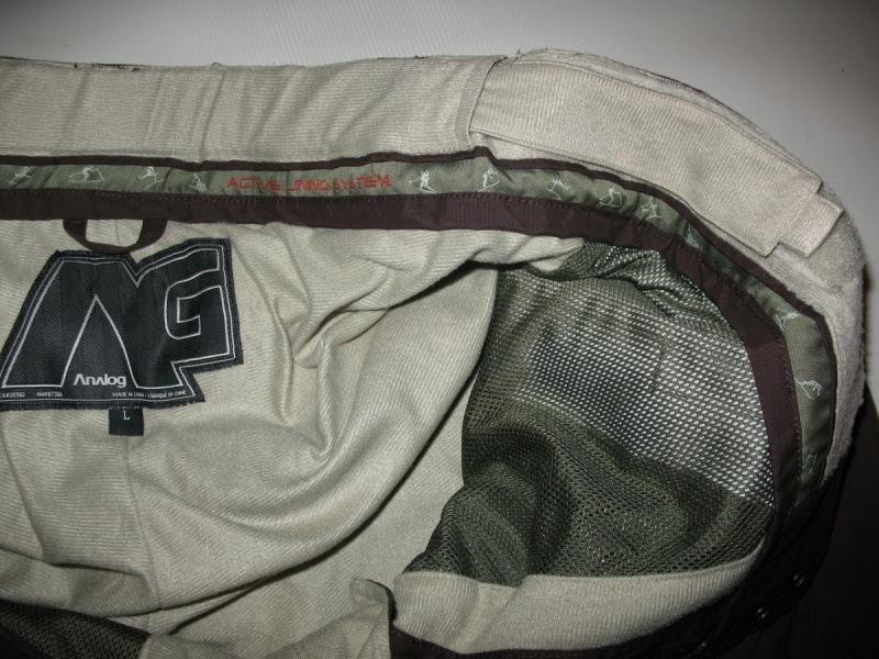Штаны ANALOG snowboard pants (размер L) - 11