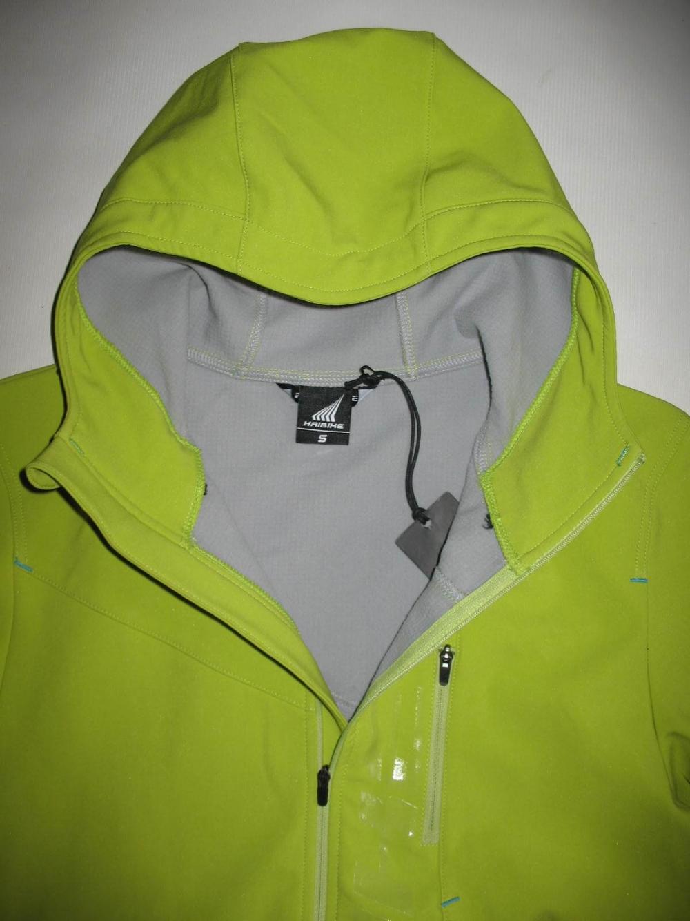 Куртка HAIBIKE softshell jacket (размер S/M) - 4
