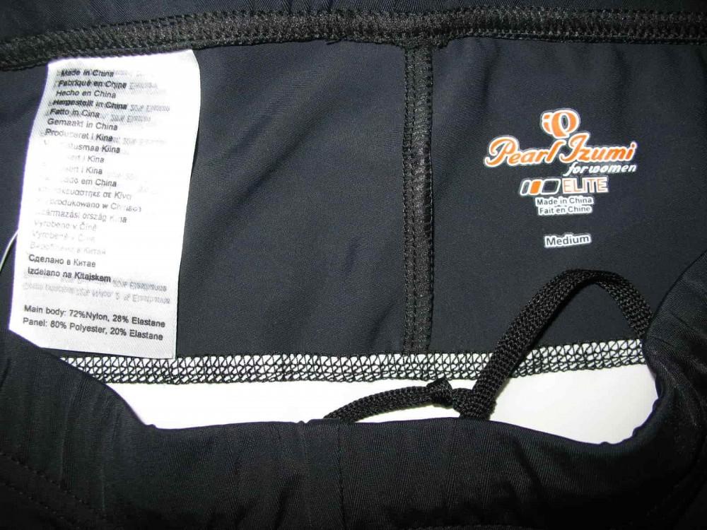 Велошорты PEARL IZUMI elite ltd shorts lady (размер M) - 4