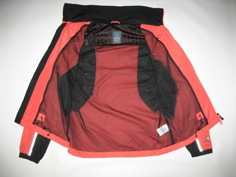 Кофта ODLO Logic windproof jacket lady (размер S) - 6
