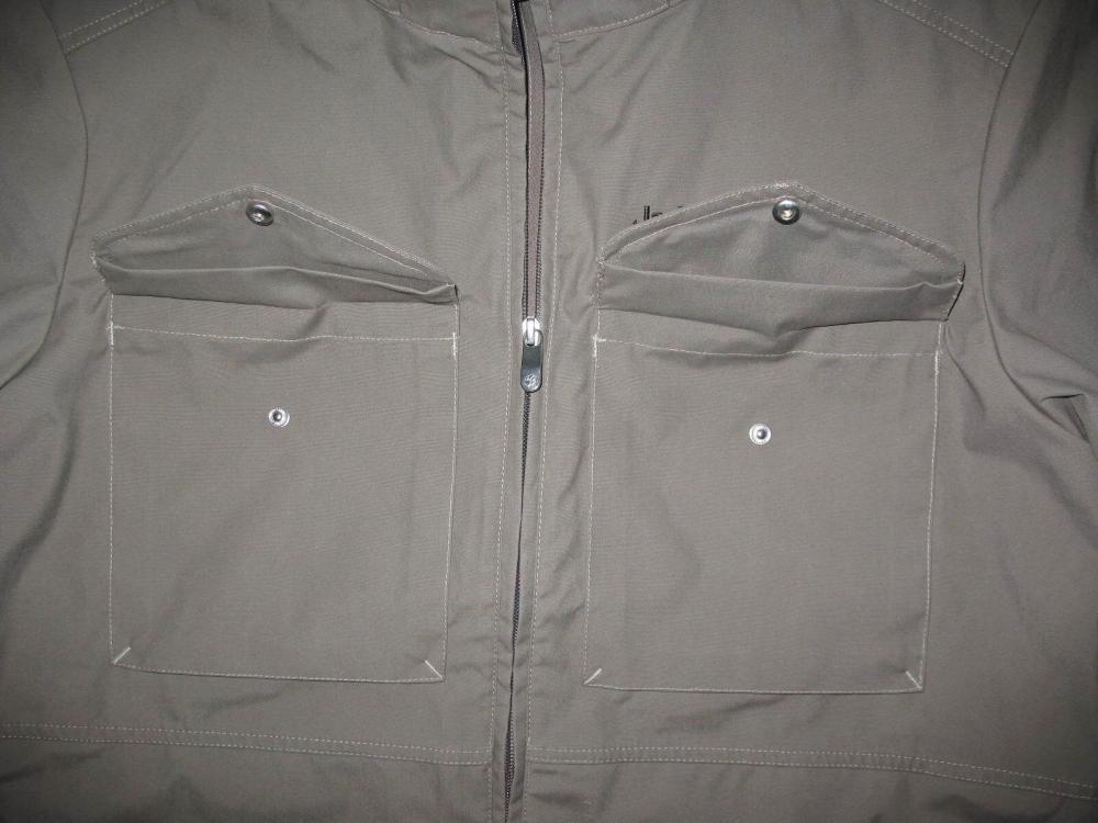Куртка JACK WOLFSKIN atlas road jacket (размер 50-52/L-XL) - 7