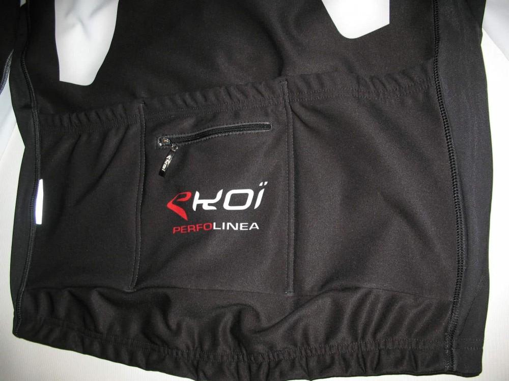 Велокуртка EKOI perfolinea cycling jacket (размер L) - 6